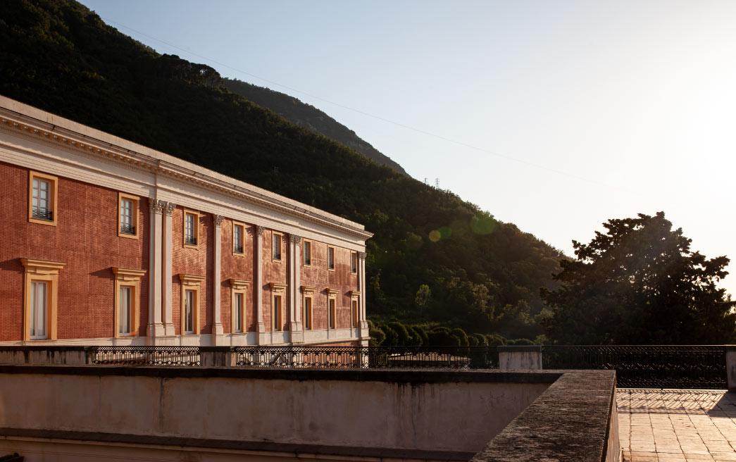 Favorite e favoriti | Palazzo Reale di Quisisana | Castellammare di Stabia